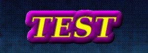 Texte  test