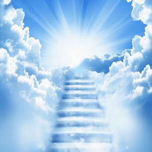 Ciel  escalier